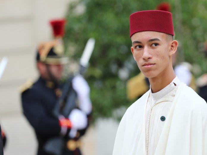 Un vídeo de Moulay Hassan, el príncipe de Marruecos, se vuelve viral por esta curiosa razón 1
