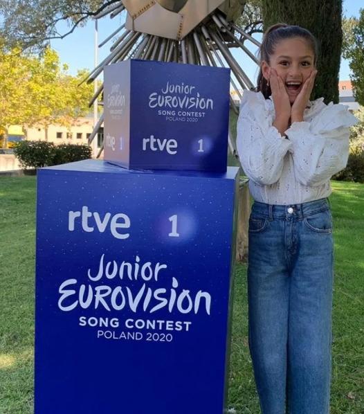solea palante eurovisión junior
