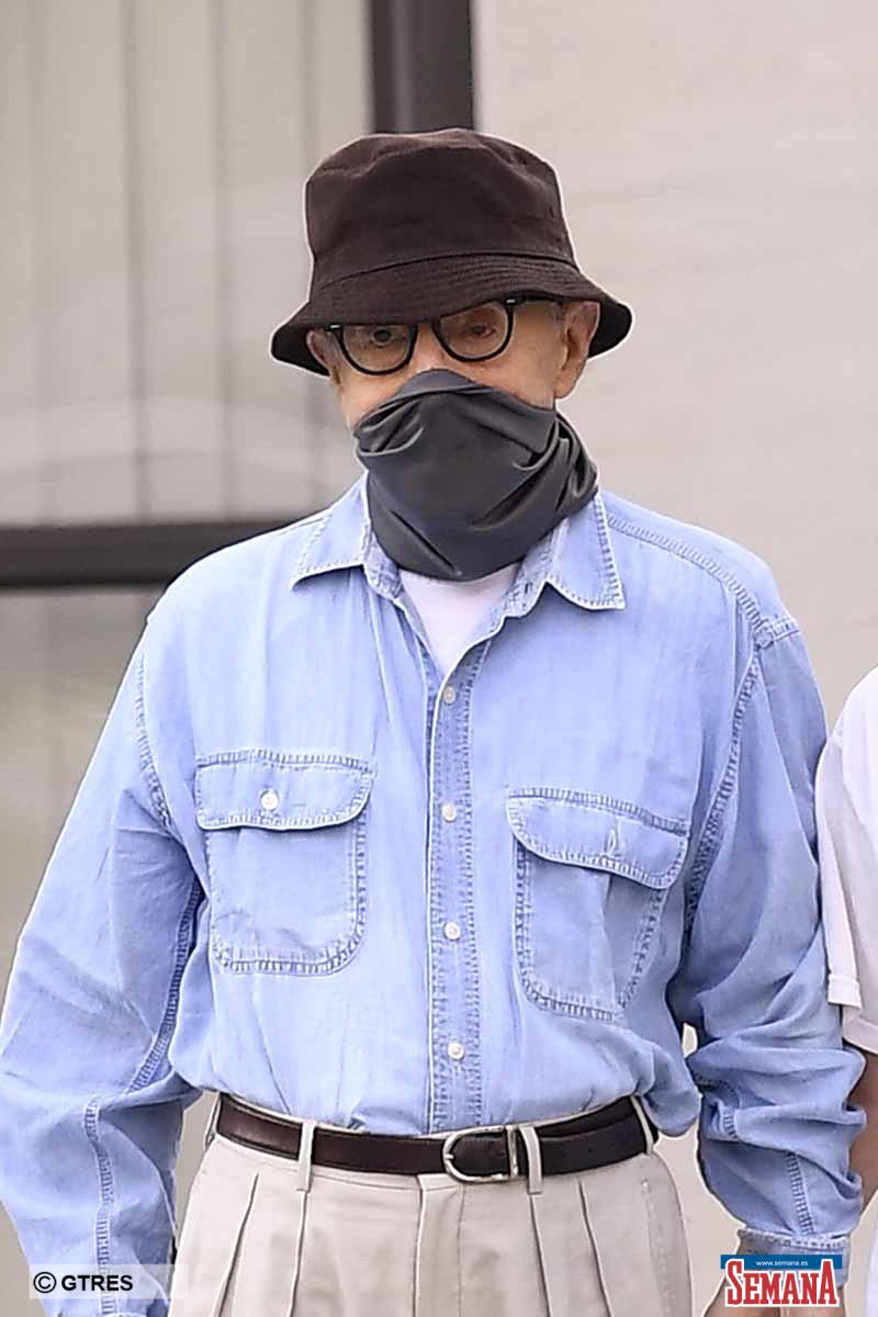 """Woody Allen, hipocondríaco confeso, habla de su """"cobardía"""" ante el coronavirus 1"""