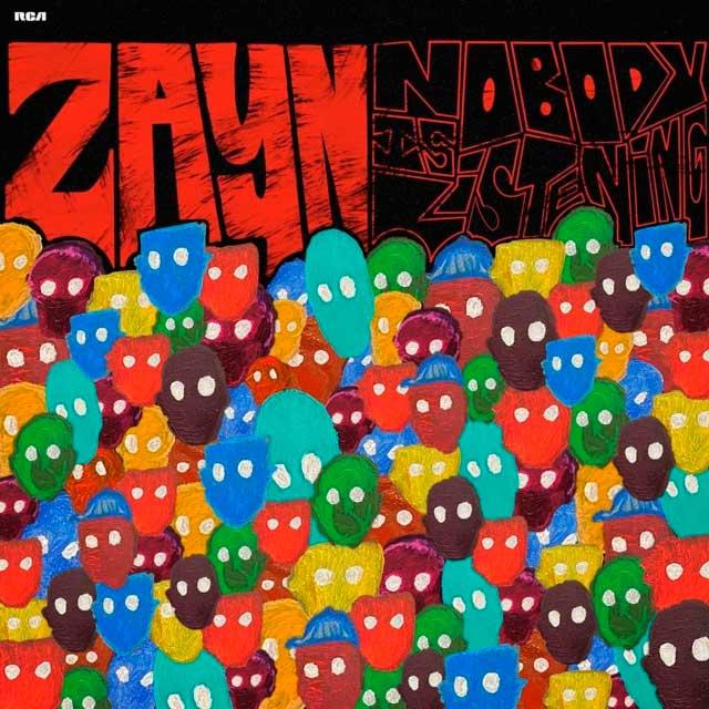 Zayn Vibez Nadie está escuchando